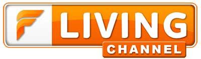 F Living- TV Channel logo - GO Malta