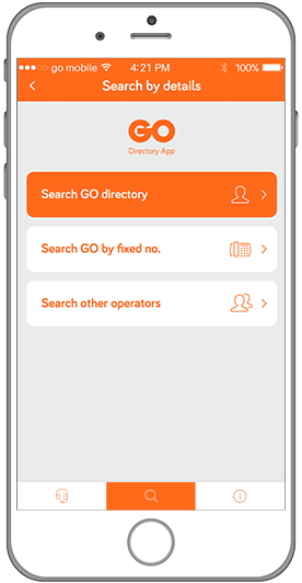 GO Directory App