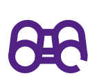 Binos Icon Purple