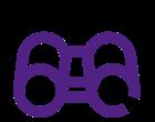 Binos Icon Purple
