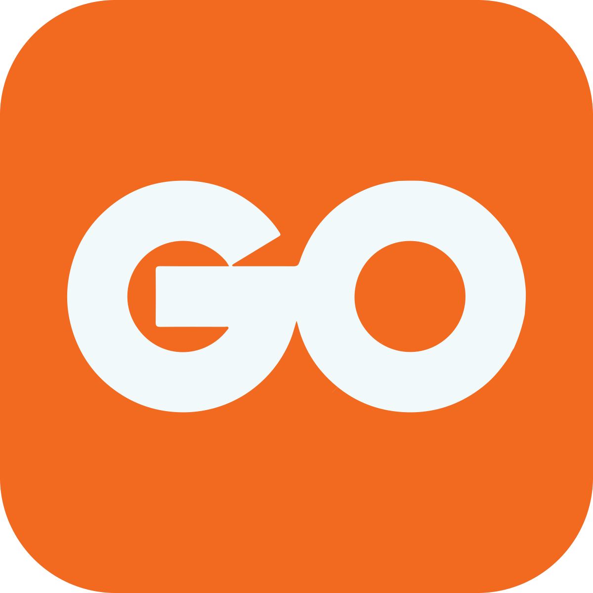 The GO app icon