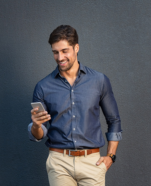 Unlimited data, unlimited flexibility. Discover our new business mobile plans.