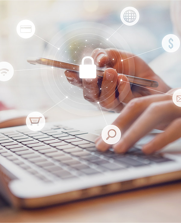 Key steps to data security