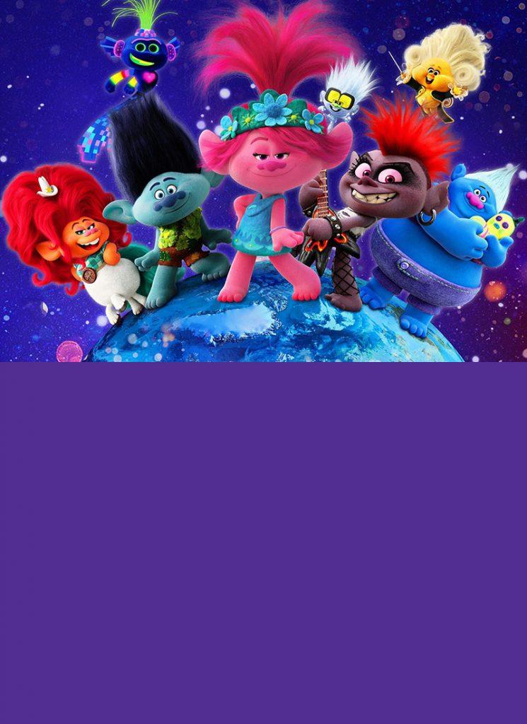 Trolls GO Stars Movies Malta