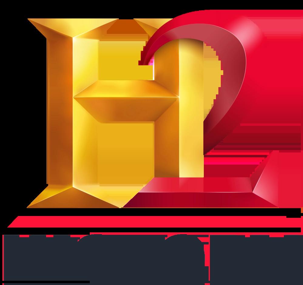 History 2 - TV Channel logo - GO Malta
