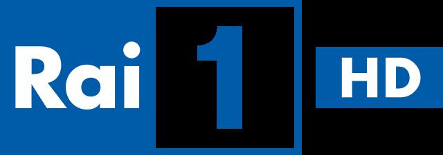 Rai 1 HD - TV Channel logo - GO Malta