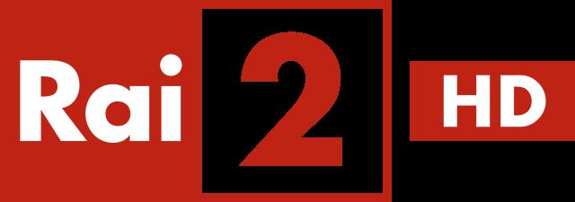 Rai 2 HD - TV Channel logo - GO Malta