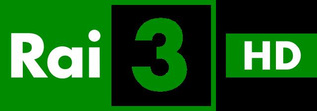 Rai 3 HD - TV Channel logo - GO Malta