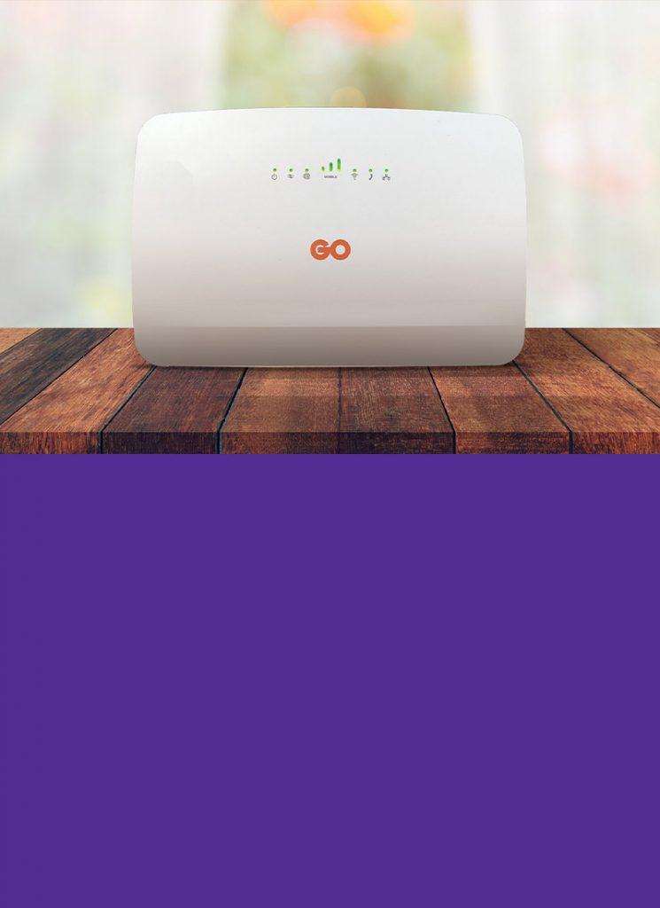 Plug'n'GO Internet from €25/month